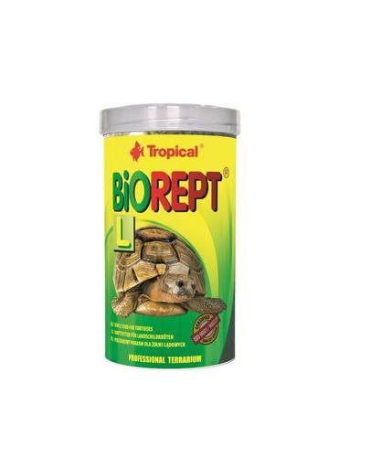 TROPICAL Biorept L granulát Konzerva 250 ml / 70 g