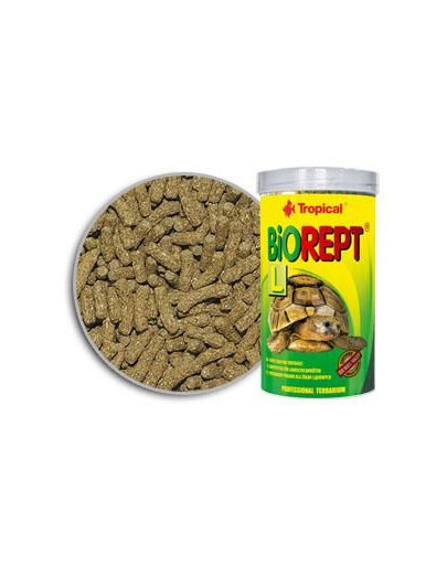TROPICAL Biorept L granulát kapsa 100 ml / 28 g