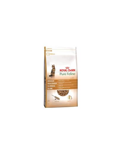 ROYAL CANIN Pure feline n.02 (štíhlá linie) 3 kg