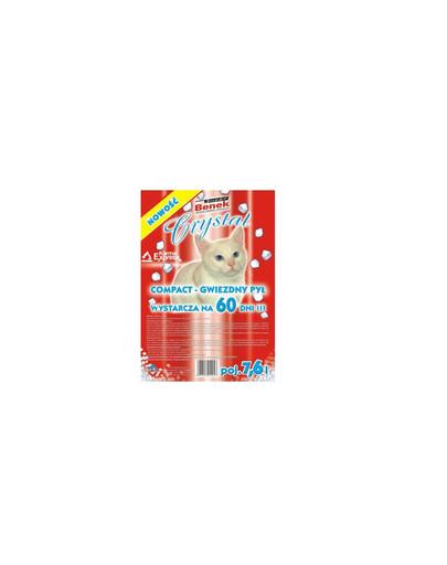 BENEK Super crystal compact 3.8 l gwiezdny pył