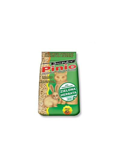 BENEK Super pinio Kočkolit  zelený čaj 10 l