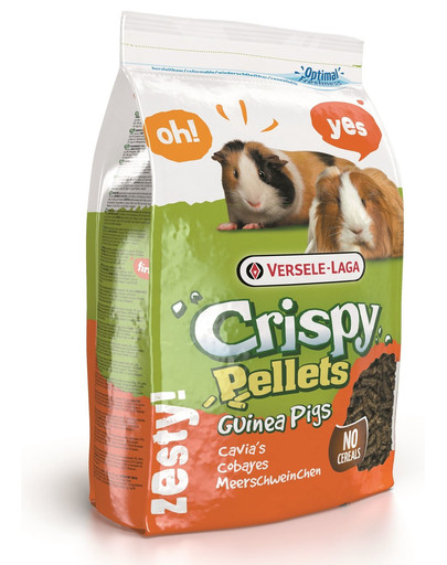 VERSELE-LAGA Prestige 2 kg Crispy Stelivospro morčata