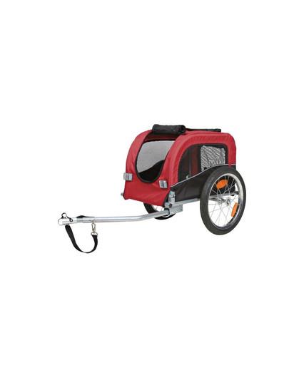TRIXIE Vozík pro psa za kolo  38 x 37 x 58 cm červeno-černý
