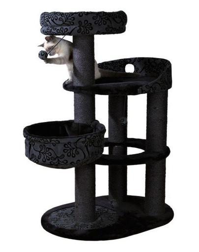 "TRIXIE Škrabadlo pro kočku ""Filippo"", 114 cm, šedo/černý"