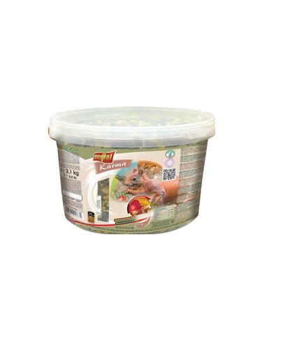 VITAPOL pokrm pro veverky 2.1 kg
