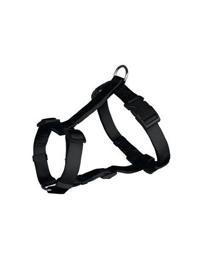 TRIXIE Postroj pro psy classic 40-65 cm/15 mm černý