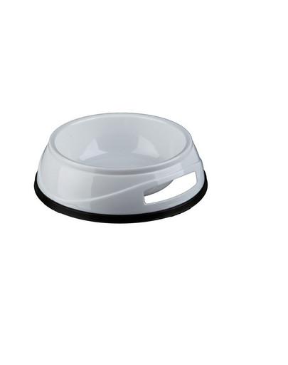 TRIXIE Plastová miska HEAVY s gumovým okrajem 0.3 l /12 cm