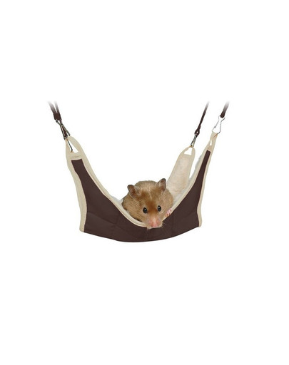 TRIXIE Lehátko pro křečka a myši 18 x 18 cm