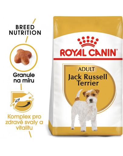 ROYAL CANIN Jack Russell Adult 1.5 kg granule pro dospělého jack russell teriéra