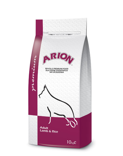 ARION Adult lamb&rice 10 kg