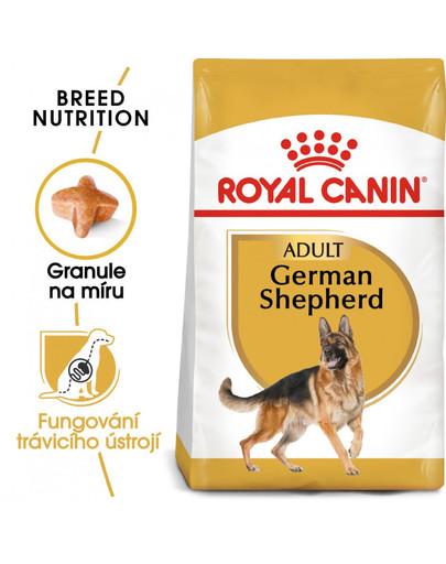 ROYAL CANIN German Shepherd 3 kg Adult granule pro dospělého německého ovčáka