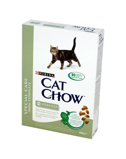 PURINA Cat Chow Special Care Sterilized 0.4 kg