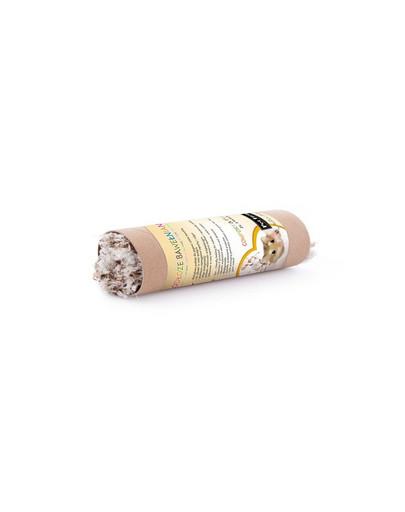 PET INN Bavlněná podestélka v tubě pro hlodavce 2 l