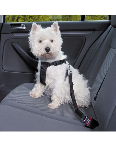 TRIXIE Bezpečnostní pás do auta  pro psa S