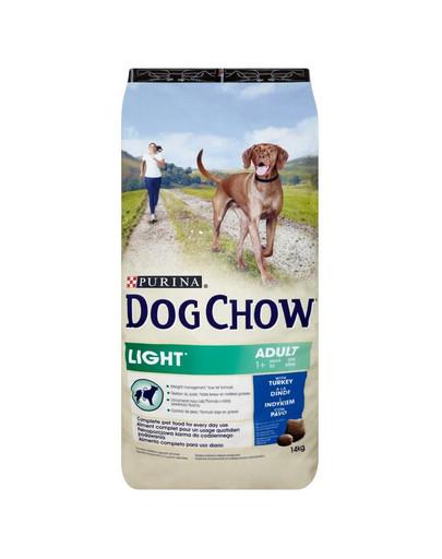 PURINA Dog Chow Light turkey 14 kg