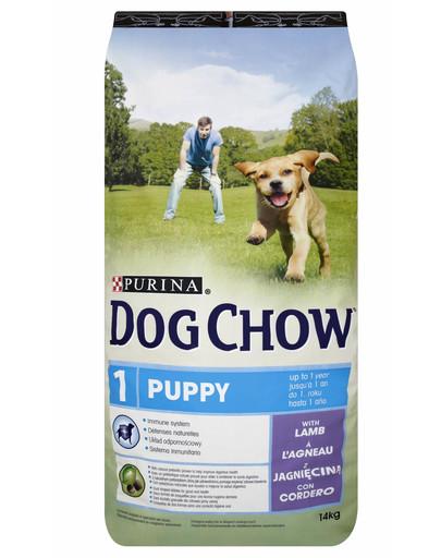PURINA Dog Chow Puppy jehněčí 14 kg