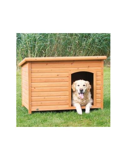 TRIXIE Bouda pro psa Natura hnědá L 104x72x68cm