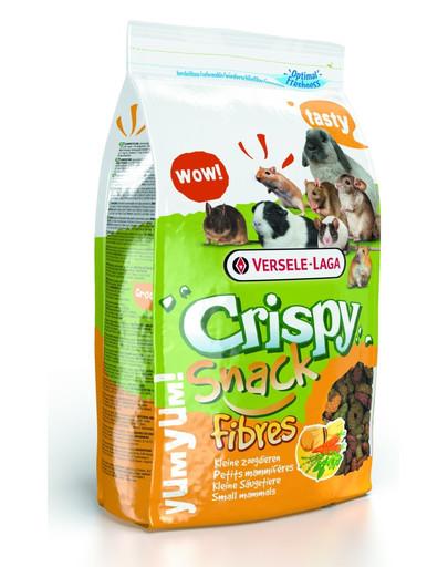 VERSELE-LAGA Crispy Snack Fibres 15 kg  Doplňující směs vysokým obsahem vlákniny