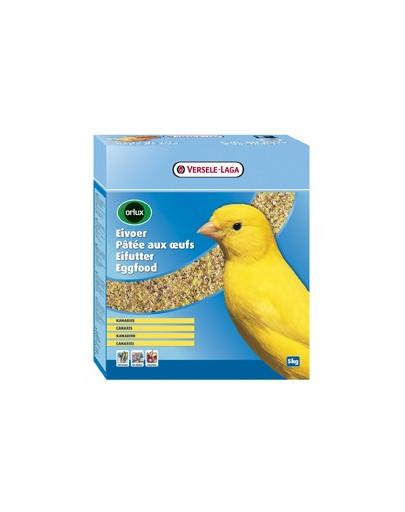 VERSELE-LAGA Eggfood Canaries Yellow 5 kg Krmivo vaječné Dla  žlutých Kanarków