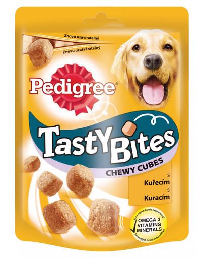 PEDIGREE Tasty Bites Chewy Cubes 6x 130G