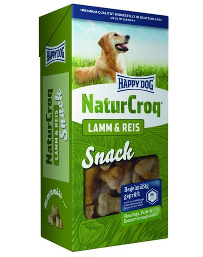 HAPPY DOG Natur Snack jehněčí + rýže 350 g