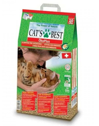 JRS Cat's Best Eco Plus 10 l