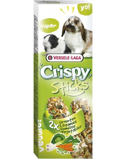 VERSELE-LAGA Prestige 110 g tyčinky zelenina králík / morče