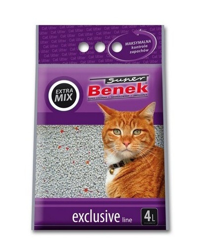 BENEK Super Exclusive Extra Mix 4l