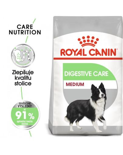 ROYAL CANIN Medium Digestive Care 3 kg granule pro střední psy s citlivým trávením