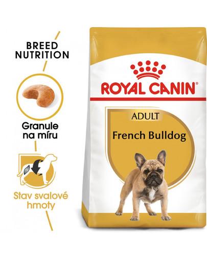 ROYAL CANIN French Bulldog Adult 3 kg granule pro dospělého francouzského buldočka