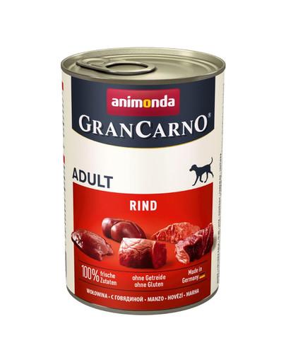 ANIMONDA GranCarno Adult hovězí 400 g