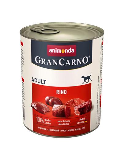 ANIMONDA GranCarno Adult hovězí 800 g