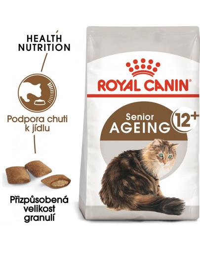 ROYAL CANIN Ageing 12+ 4 kg granule pro staré kočky