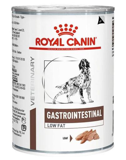 ROYAL CANIN Dog gastro intestinal low fat 410 g