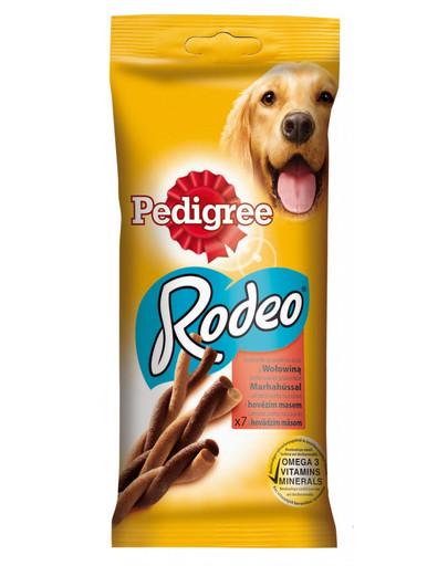 PEDIGREE Rodeo s hovězím 70 g
