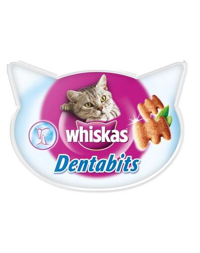 WHISKAS Dentabits na čištění zubů 40g