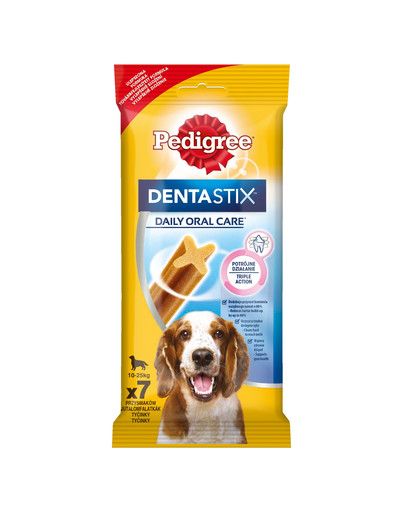 PEDIGREE DentaStix Medium 180 g x 16