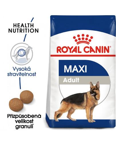 ROYAL CANIN Maxi Adult 15 kg granule pro dospělé velké psy