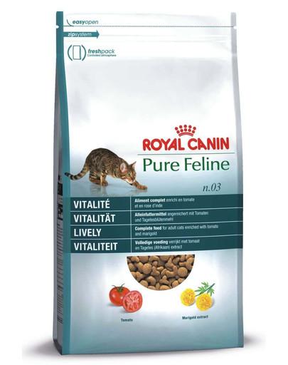 ROYAL CANIN Pure feline n.03 (vitálnost) 0.3 kg