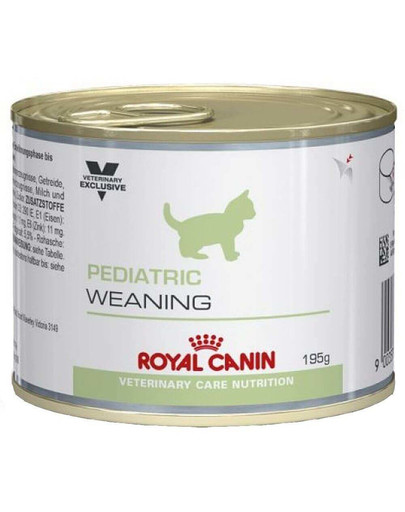ROYAL CANIN Cat pediatric weaning Konzerva 195 g