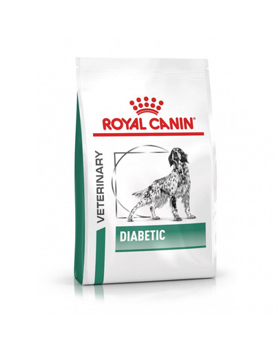 ROYAL CANIN Veterinary Health Nutrition Dog Diabetic 12 kg