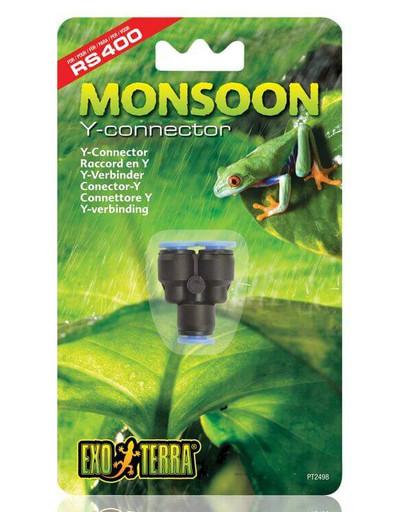 "EXOTERRA "" Y "" konektor do ostřikovacího systému Monsoon"