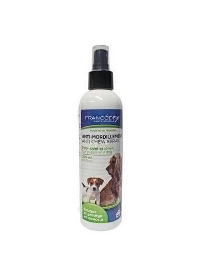 FRANCODEX Sprej proti okusování pro psy 200ml